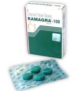 Kamagra or Sildenafil Tablets