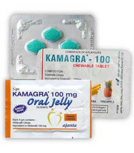Kamagra Trial Pack
